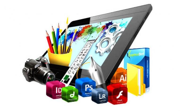 Создание графический дизайн
