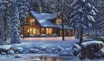 Конкурс рисунков и поделок «Зимняя сказка»