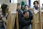 В рамках дня открытых дверей прошел мастер-класс Свинина Юрия Григорьевича