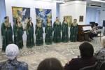 Открытие выставки в честь 130-летия Г. Тукая