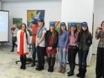 Студенты КИИД – участники викторины по творчеству Баки Урманче