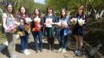 Студенты КИИД поздравили ветеранов войны и тружеников тыла ВОВ