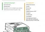 Рособрнадзор подготовил информационные плакаты ЕГЭ-2018 для участников экзаменов