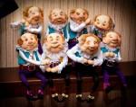 Приглашаем на творческую встречу  и мастер-класс по авторским куклам