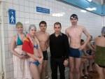 КИИД - участник соревнований по плаванию