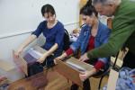 Арт-симпозиум ручного ковроткачества «На неведомых дорожках».