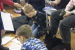 """Самые юные участники конкурса набросков """"Живая линия-2021!"""""""