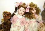 Выставка кукол из частной коллекции