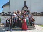24 мая студенты КИИД посетили Остров – град Свияжск и Раифский монастырь.